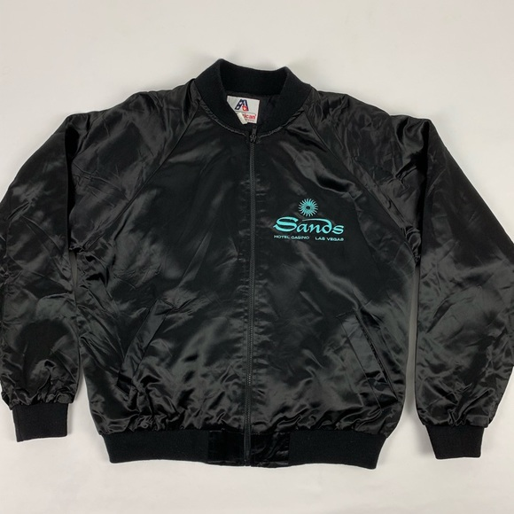 Other - Sands Casino Vintage Men's Jacket.